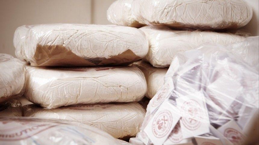 В Бельгии изъяли 17 тонн кокаина в ходе одной из крупнейших операций в стране