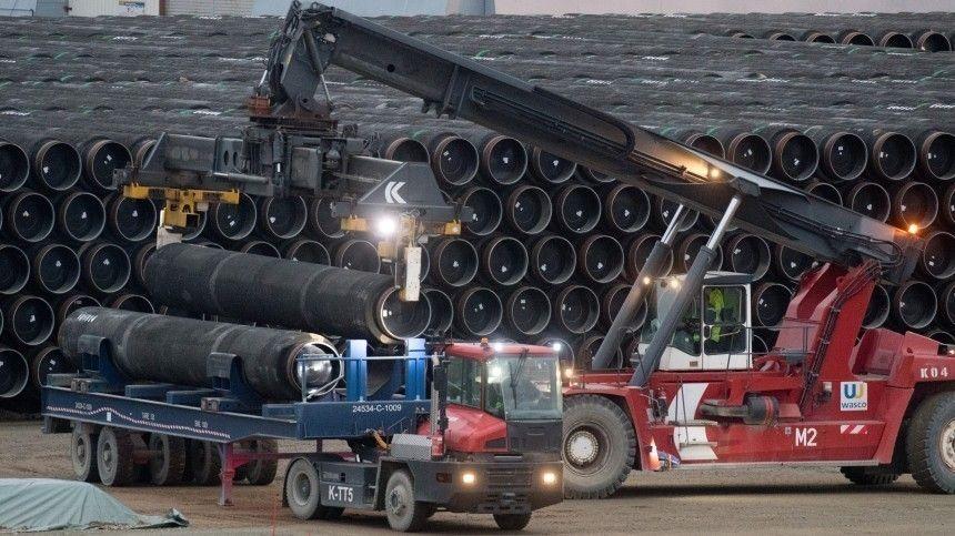 Госсекретарь США допустил введение новых санкций против «Северного потока — 2»