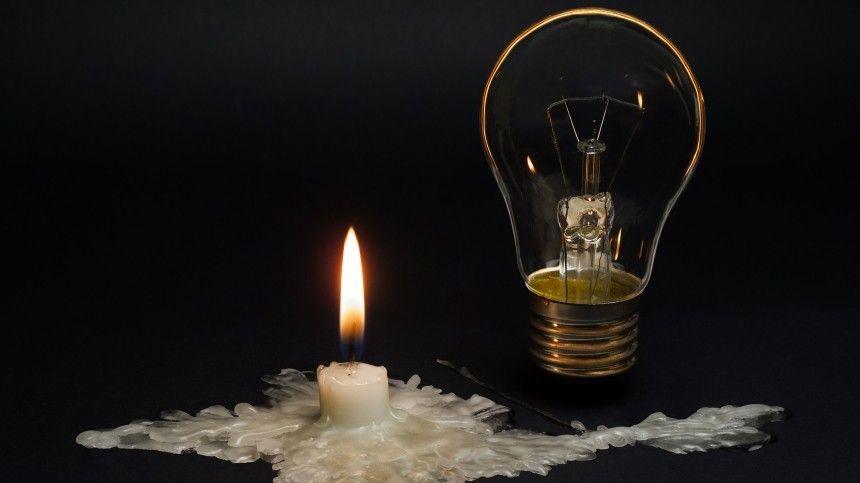 В Забайкалье порядка 16 тысяч жителей остались без света из-за сильного ветра