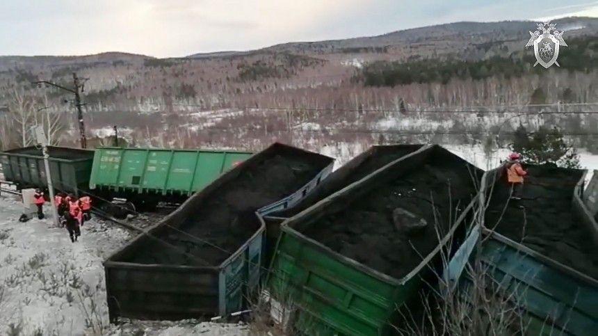 Ж/д катастрофа под Челябинском нарушила движение пассажирских поездов