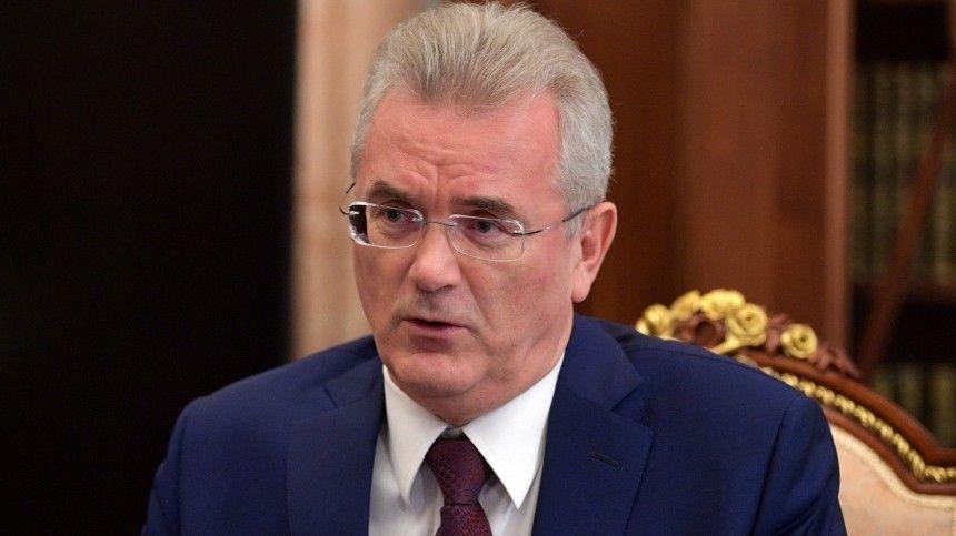 У губернатора Пензенской области Белозерцева прошли обыски