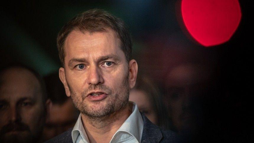 Премьер Словакии заявил о готовности уйти в отставку из-за скандала вокруг «Спутника V»