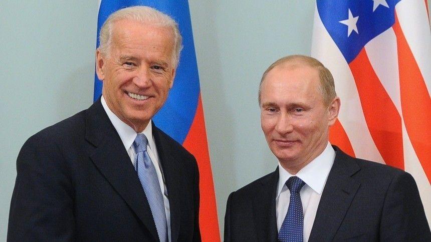 МИД РФ: «Предложение Путина о разговоре с Байденом в США не поддержали»
