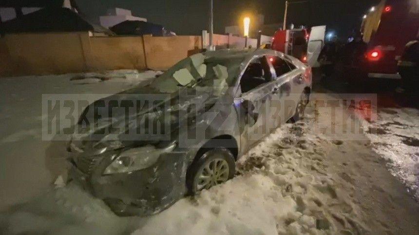 Стали известны подробности взрыва, разрушившего трехэтажный дом в Новой Москве