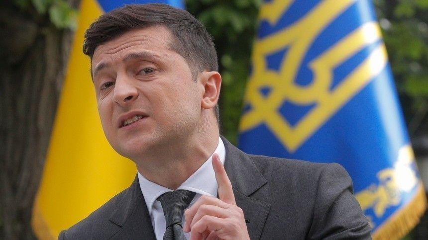 Зеленского уличили в подготовке украинцев к партизанской войне с РФ