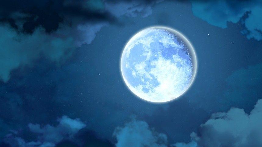 Луна Червя! Каким будет первое суперлуние в 2021 году?
