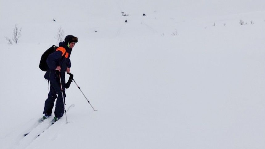 В Хибинах пропал лыжник — через несколько дней после гибели девочки