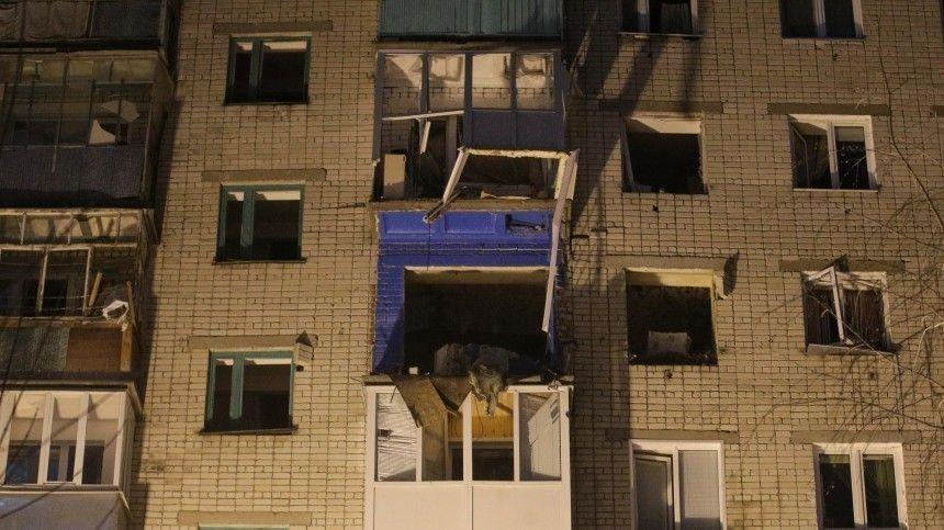 Число жертв взрыва газа в Зеленодольске увеличилось до двух