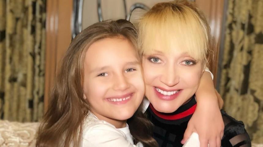 «Девять лет нежности и тепла»: Кристина Орбакайте трогательно поздравила дочь