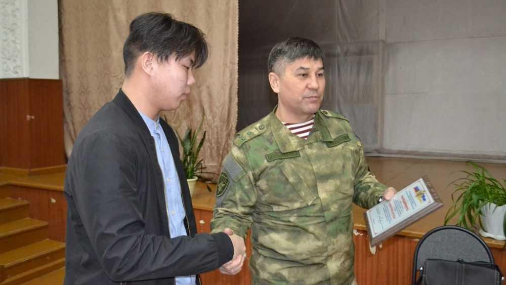 Главой управления Росгвардии по Брянской области стал Иван Ванчугов