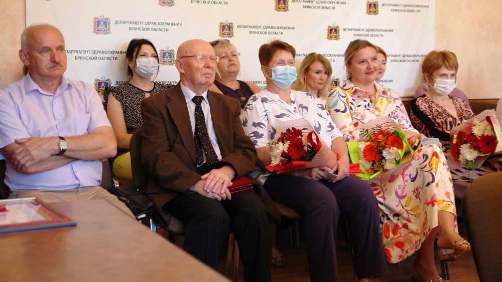 Брянских медиков поздравили с профессиональным праздником