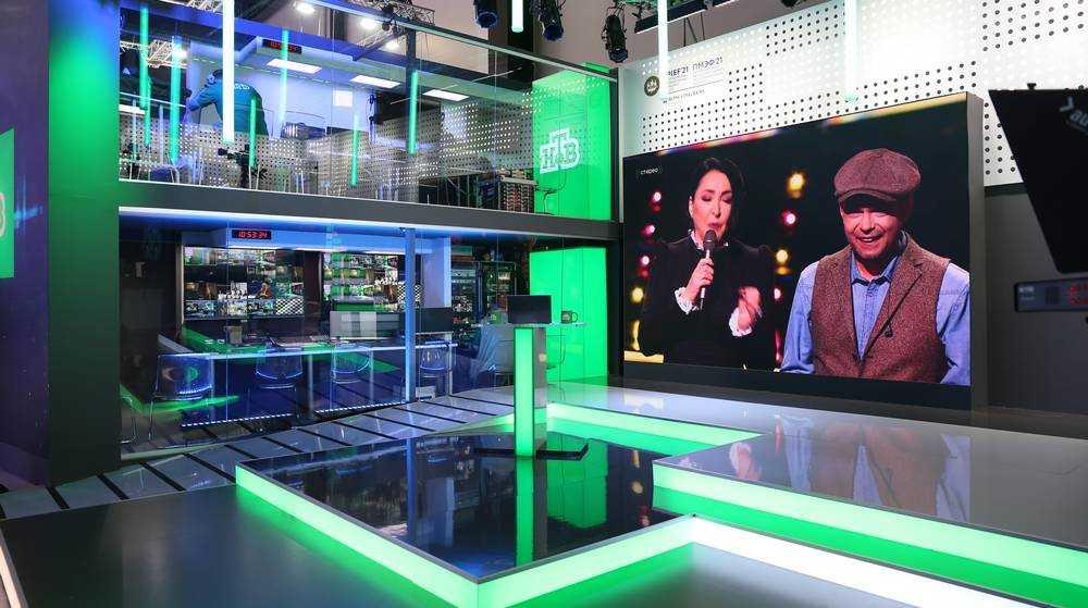 МегаФон и НТВ в Петербурге проведут первую общероссийскую телетрансляцию в 5G