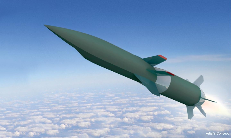 США договорились с Австралией о создании гиперзвуковой ракеты