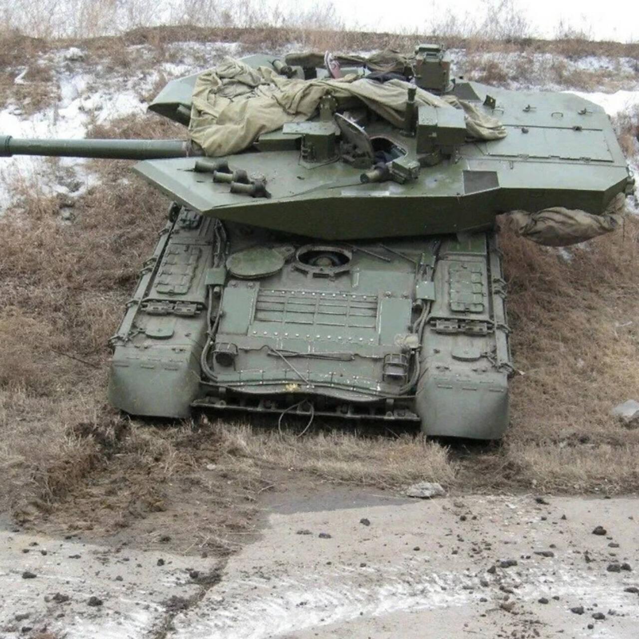 В США назвали секретную замену танку «Армата»