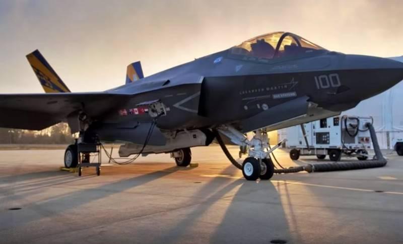 В Польше пожаловались на покупку «пустых» безракетных F-35 у США