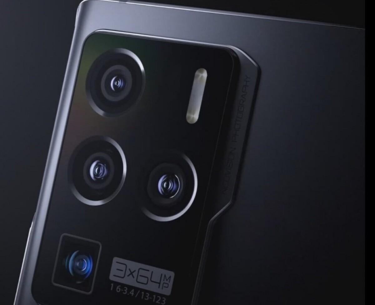 Новый флагманский смартфон ZTE рассекречен до премьеры