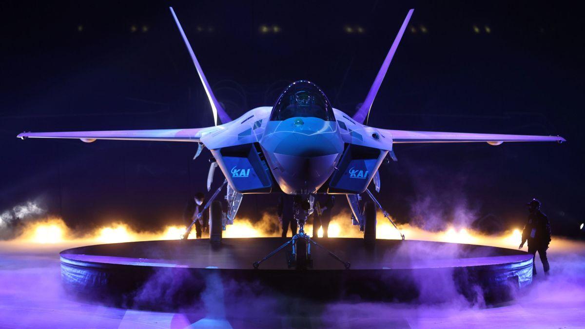 Корея представила новейший истребитель