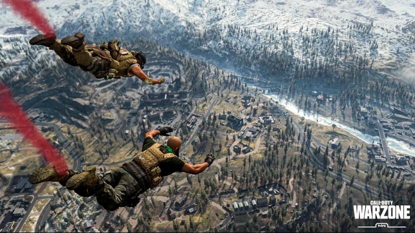 В Call of Duty: Warzone заблокировали 15 тысяч аккаунтов за сутки