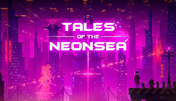 Приключенческую игру в стиле ретро Tales of the Neon Sea раздают бесплатно