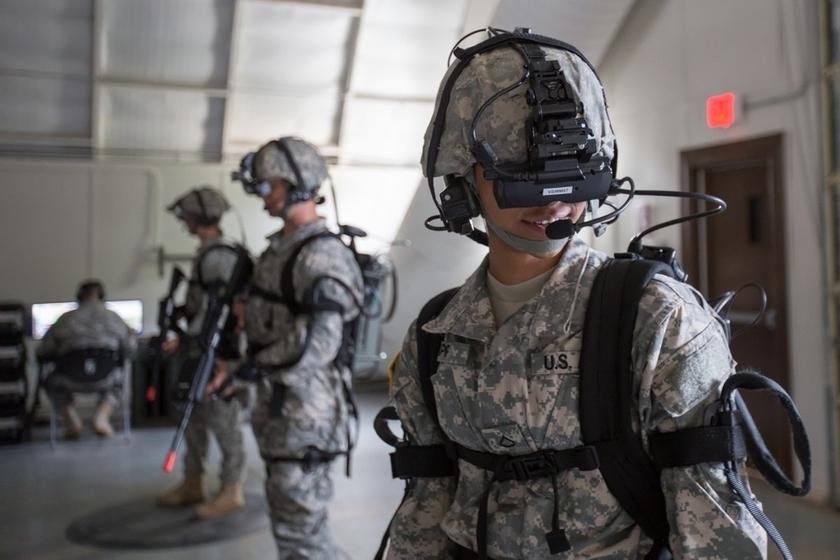 В США военные хотят тренировать искусственный интеллект вместе с солдатами