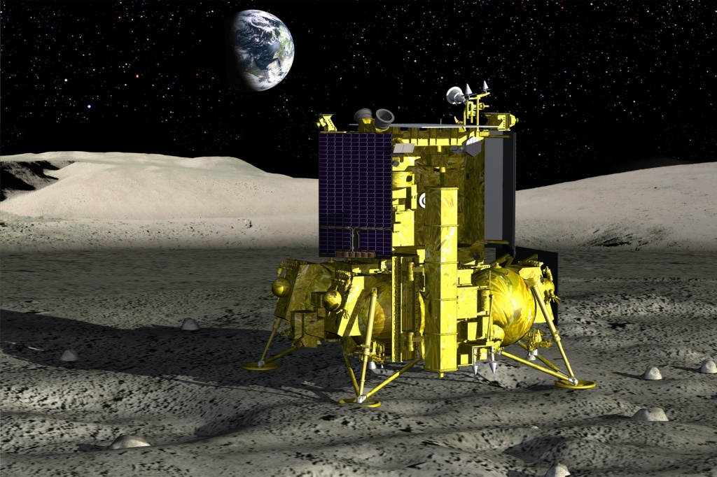 Россия отправит новую миссию на Луну уже в 2021 году