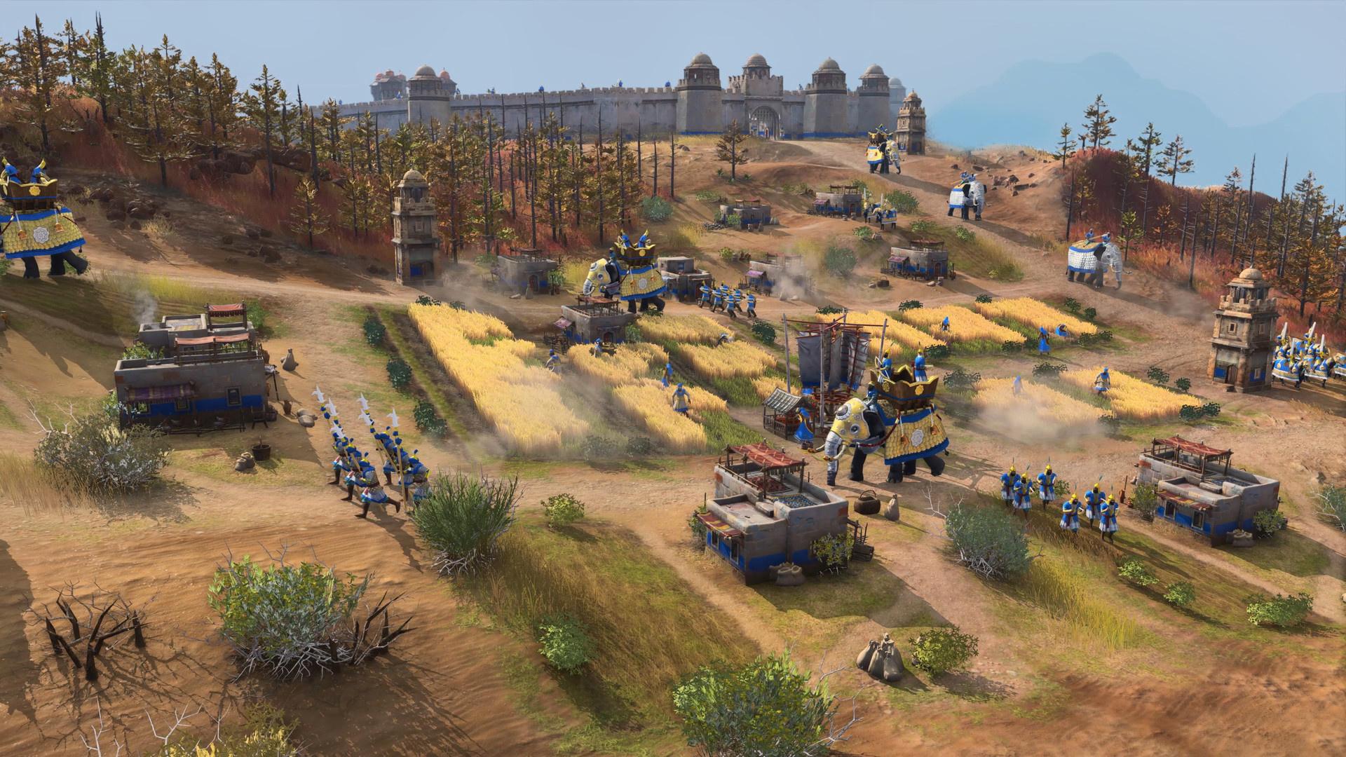 Рассекречены подробности новой части культовой стратегии Age of Empires
