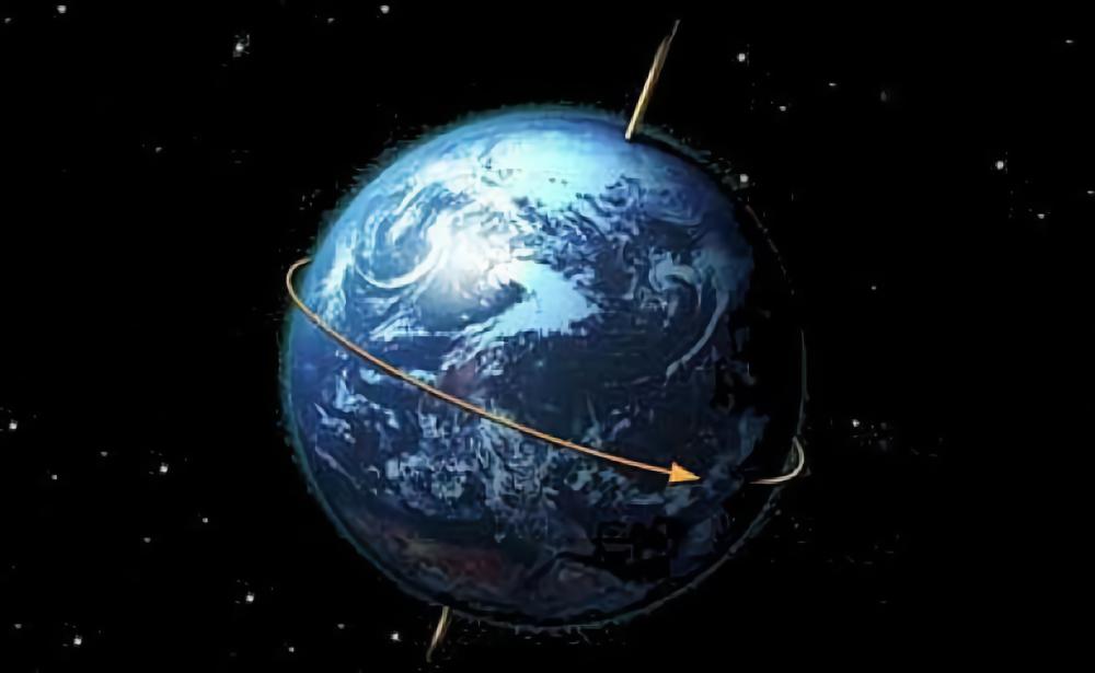 Климатические изменения сдвинули ось Земли