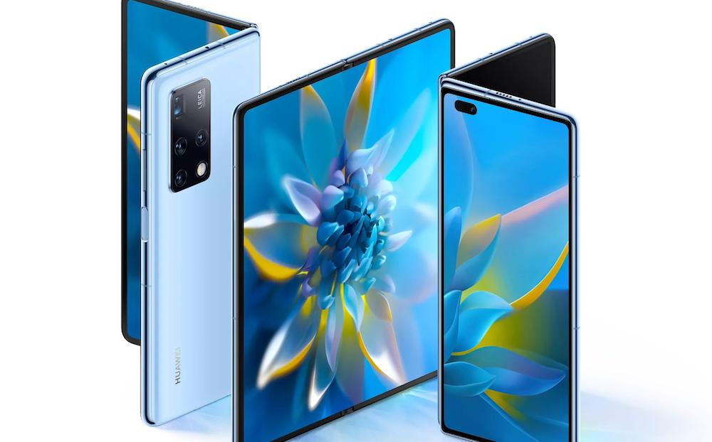 Huawei выпустит сразу три новых недорогих складных смартфона