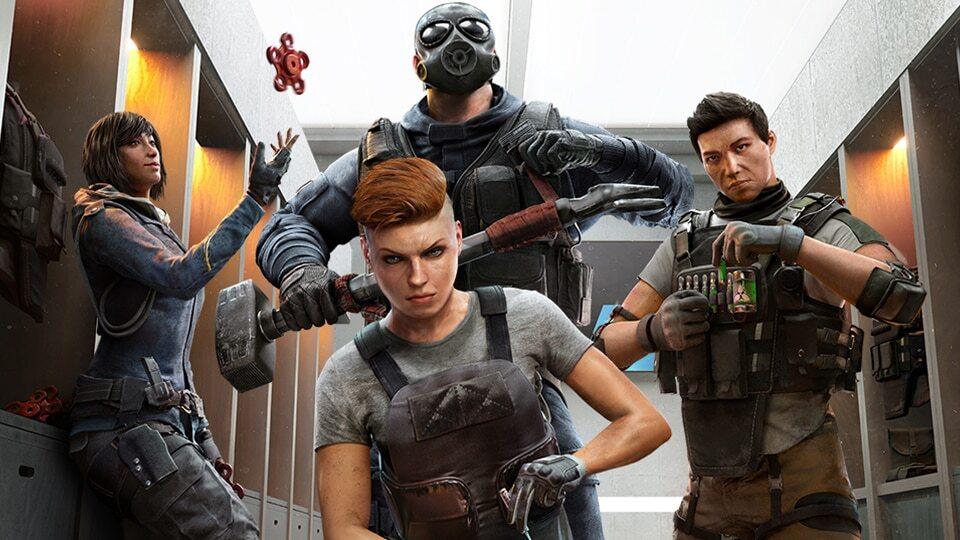 В соревновательном шутере Rainbow Six: Siege обычных игроков начали наказывать вместе с читерами
