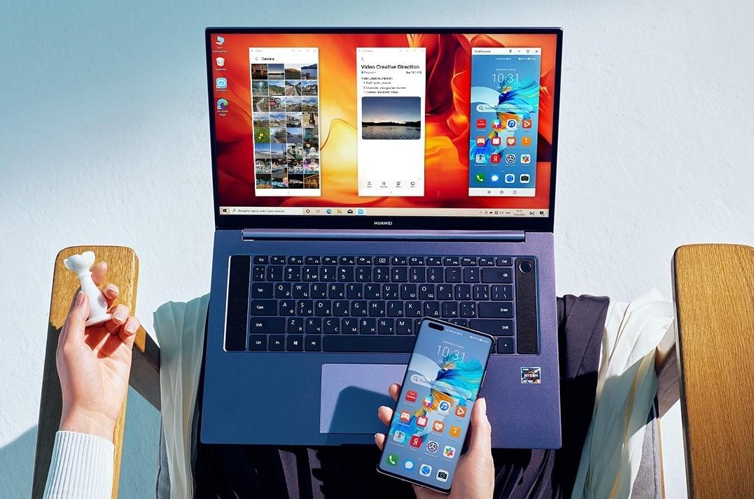 Huawei покажет новые беспроводные наушники и ноутбук уже 19 мая