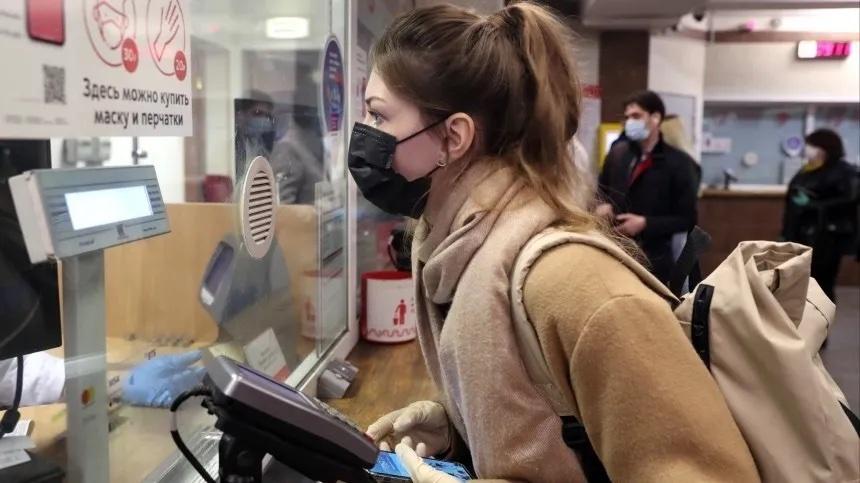 Оплата по лицу появится на всех станциях московского метро до конца 2021 года