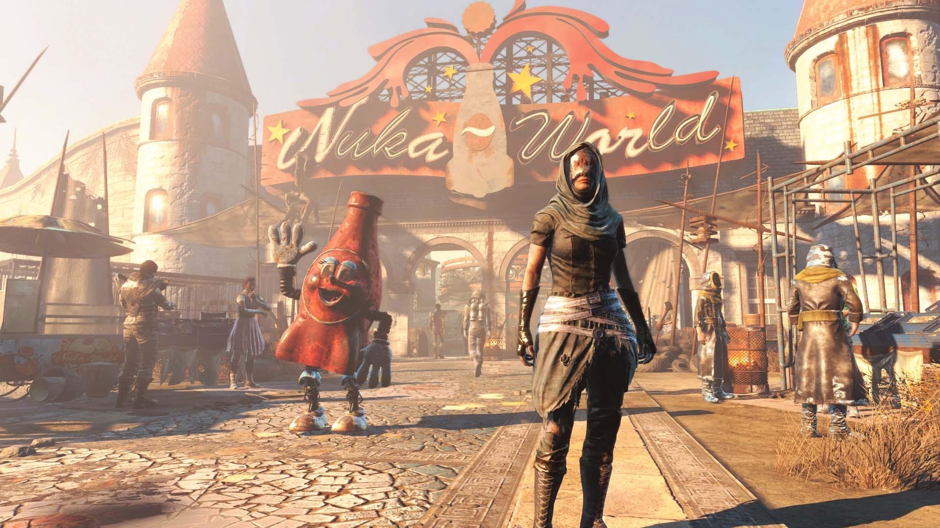 Fallout 4, Doom и другие игры Bethesda продаются со скидками до 70%