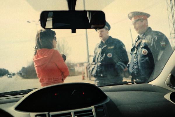 Сотрудники ГИБДД стали лучше искать нарушителей на дороге с помощью приложения