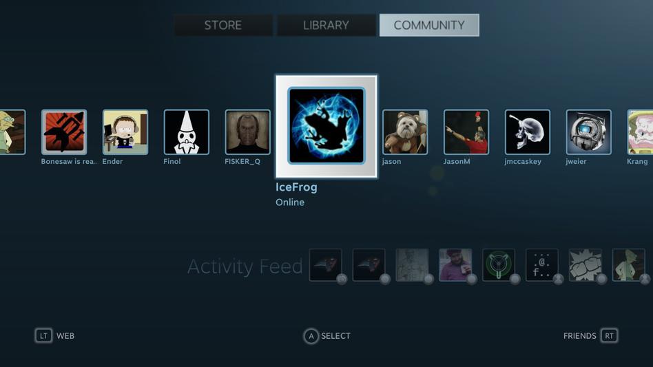 Steam может выйти на консолях