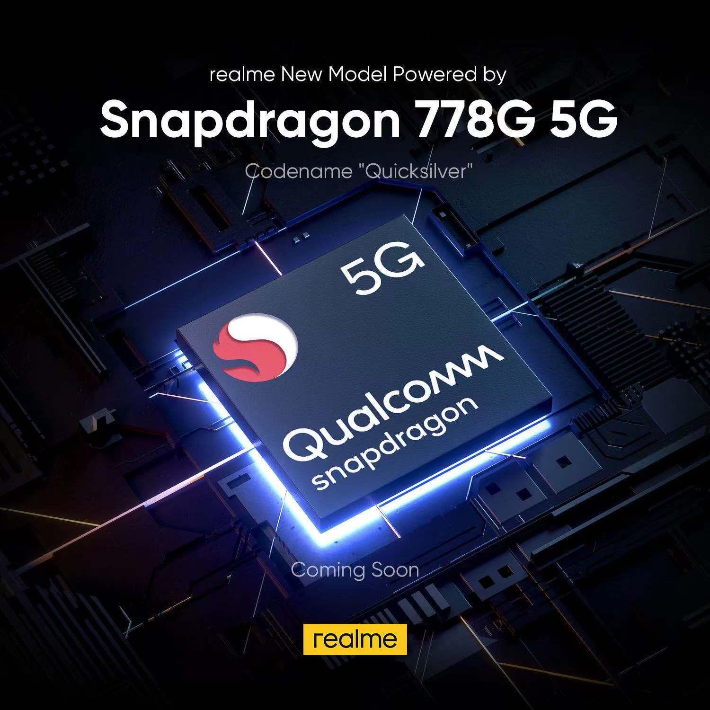 Представлен первый смартфон на базе процессора Snapdragon 778G