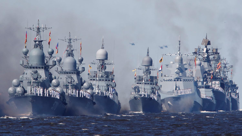 В Китае назвали слабые места российского флота