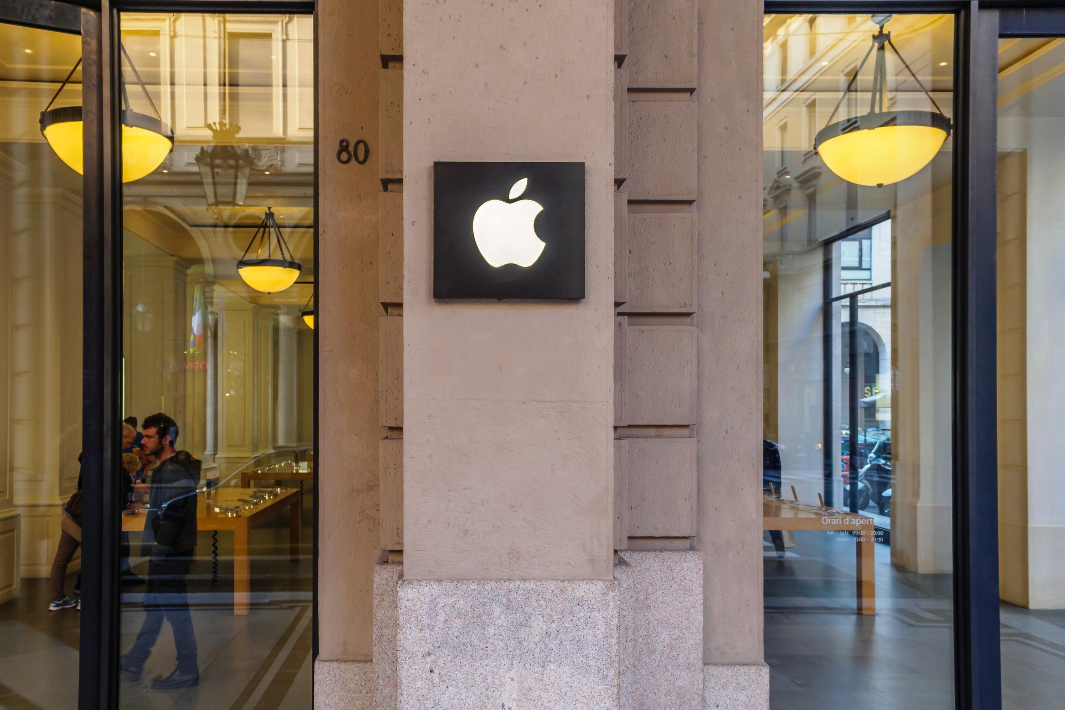 Руководство Apple попросили осудить насилие против палестинцев