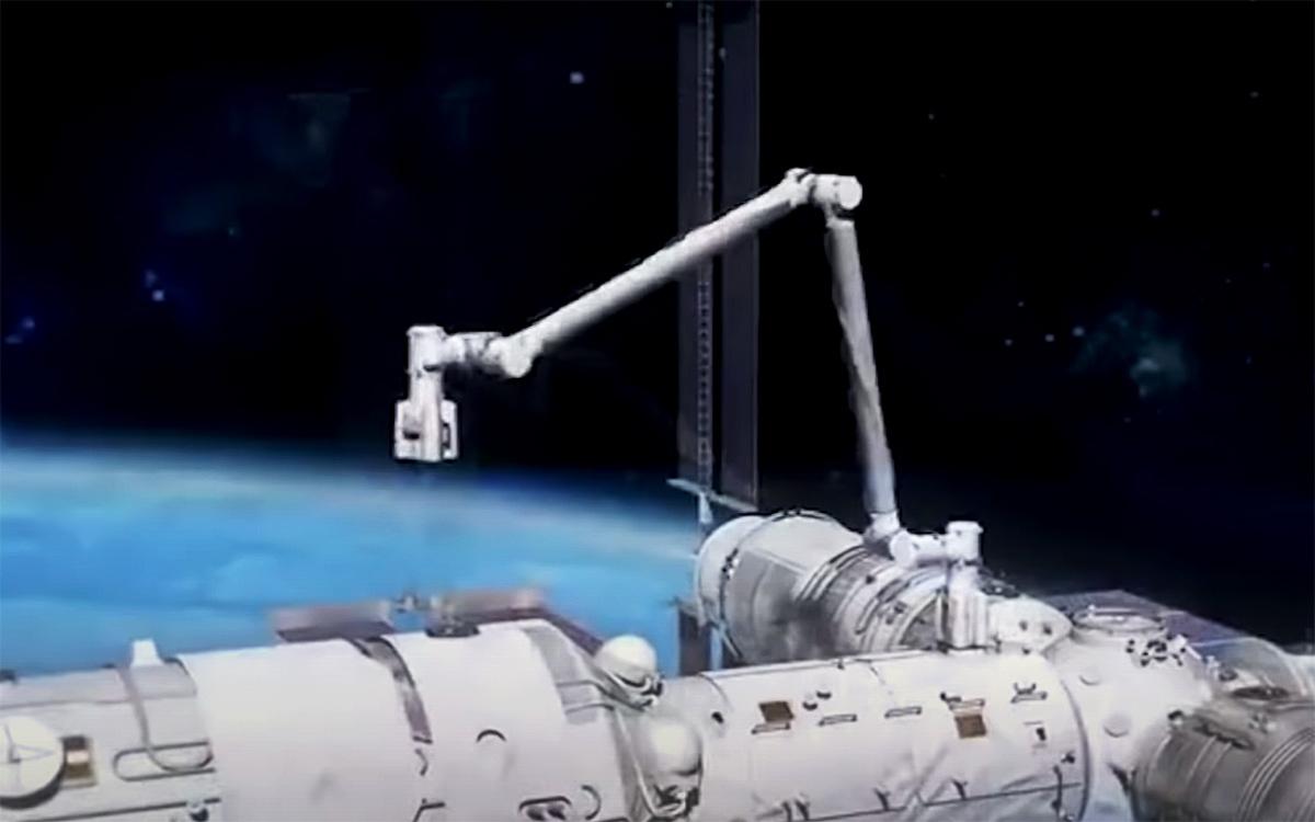 США обеспокоились созданием в Китае космической руки-манипулятора
