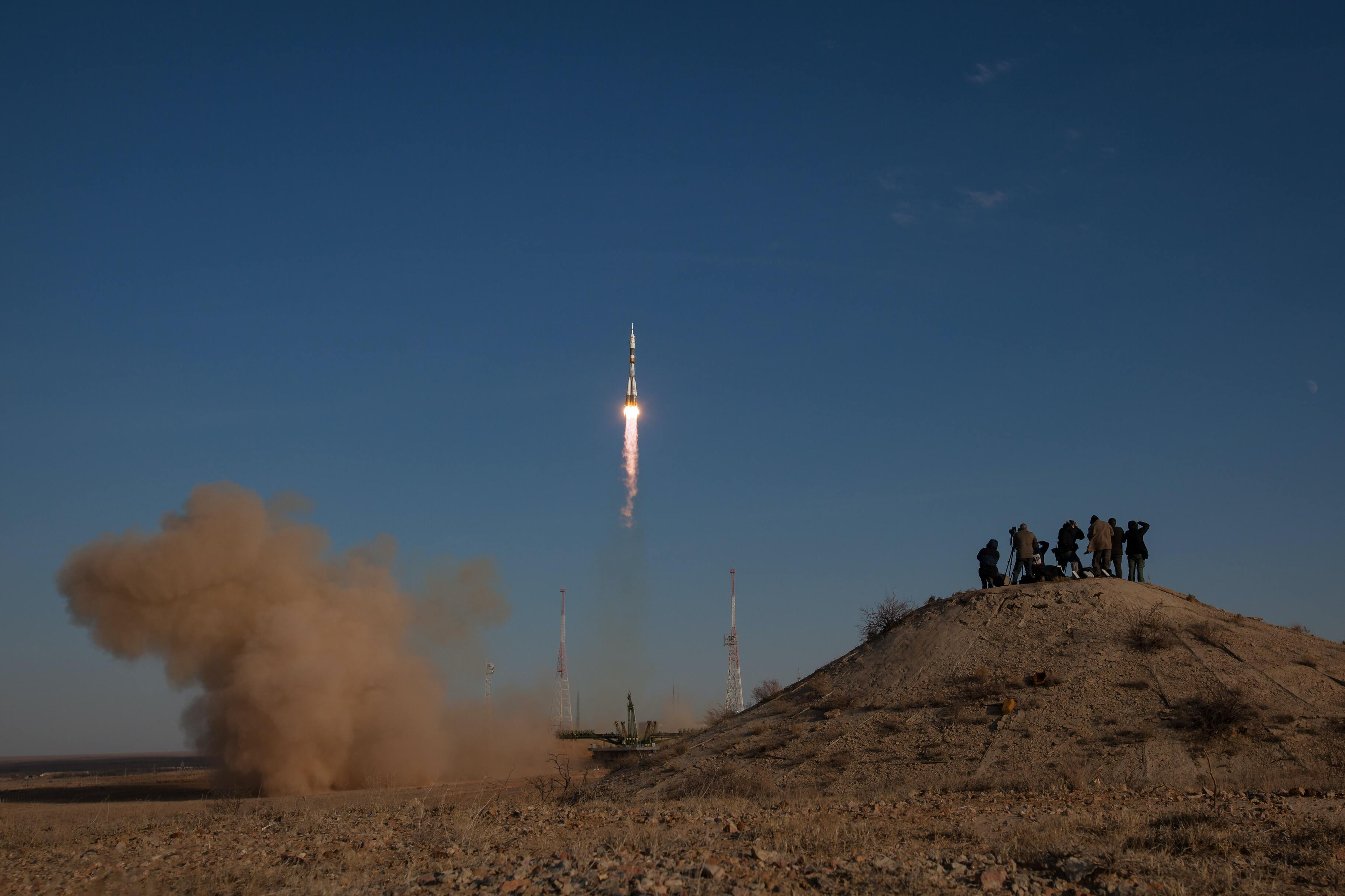 В России испытали ракетный двигатель с рекордным временем работы