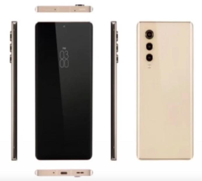 Рассекречен так и не вышедший флагманский смартфон LG