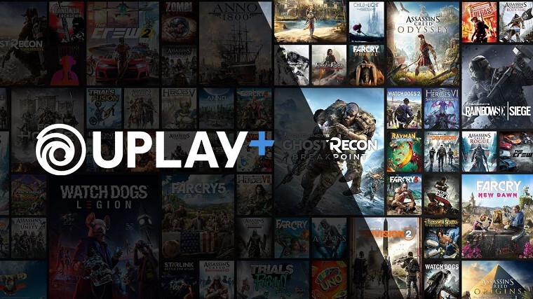 Подписку Ubisoft Plus с сотней игр продают с большой скидкой