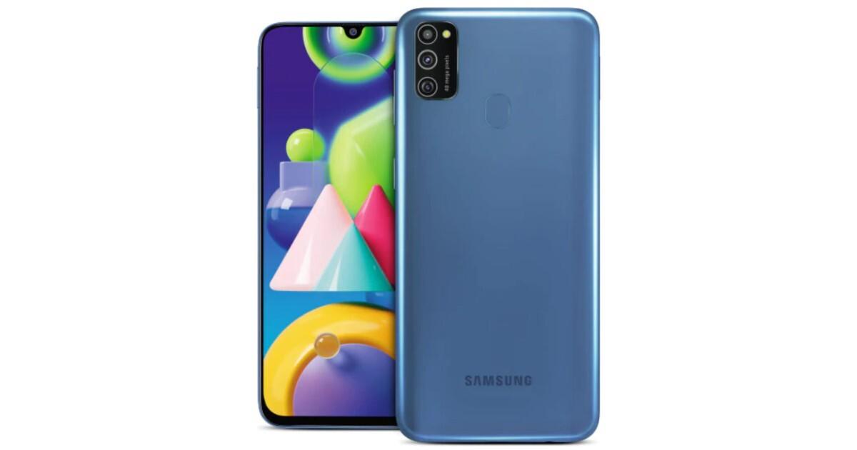 Samsung выпустит обновленную версию бюджетного Galaxy M21 с огромным аккумулятором