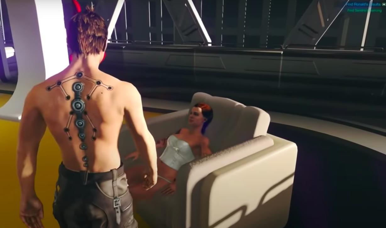 Показано, как выглядела игра Cyberpunk 2077 в 2013 году