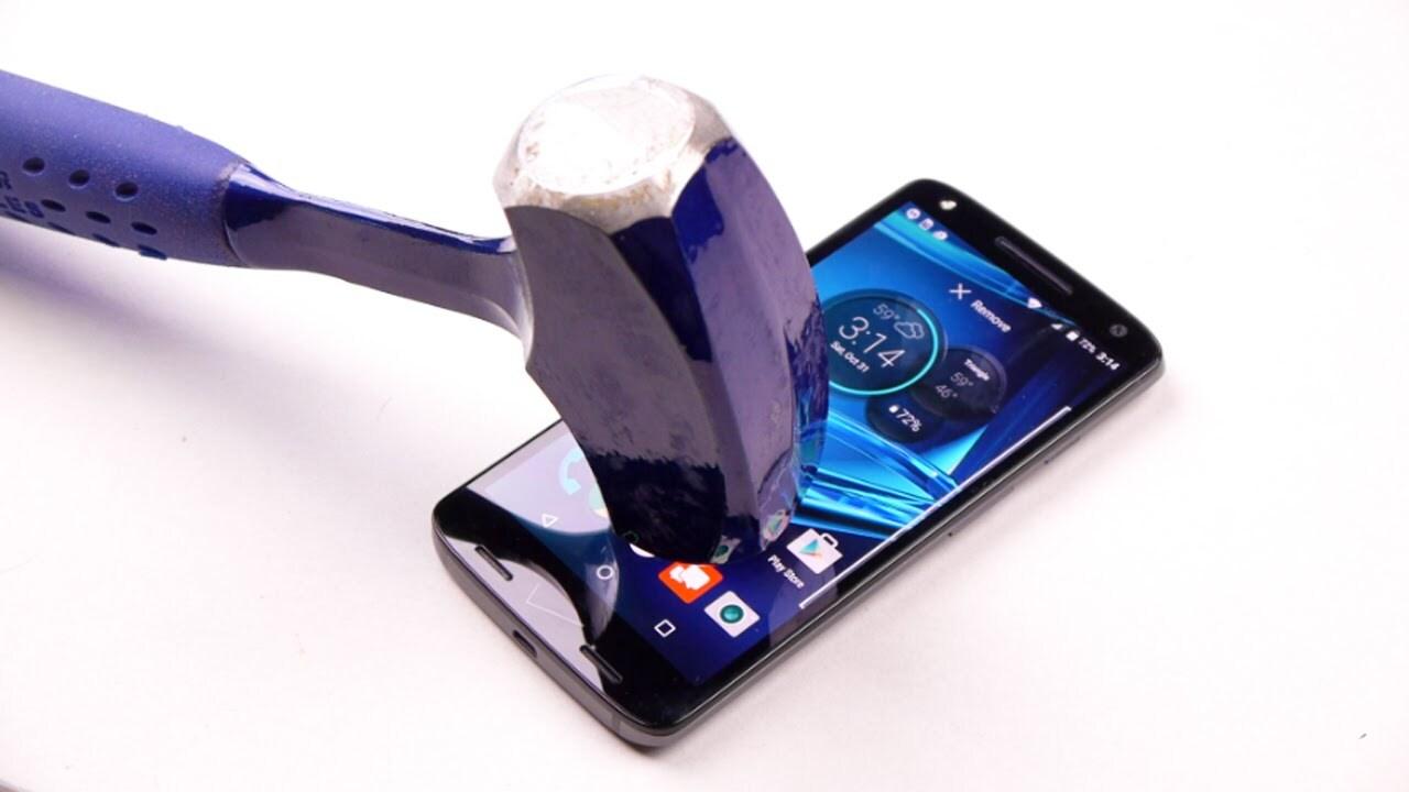 Раскрыты характеристики первого «неубиваемого» смартфона Motorola