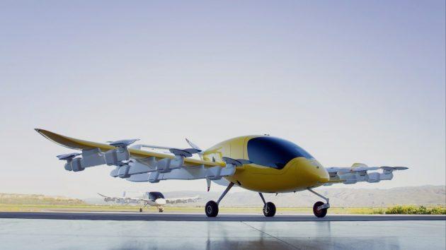 Создающая аэротакси компания сооснователя Google лишилась ключевого инженера