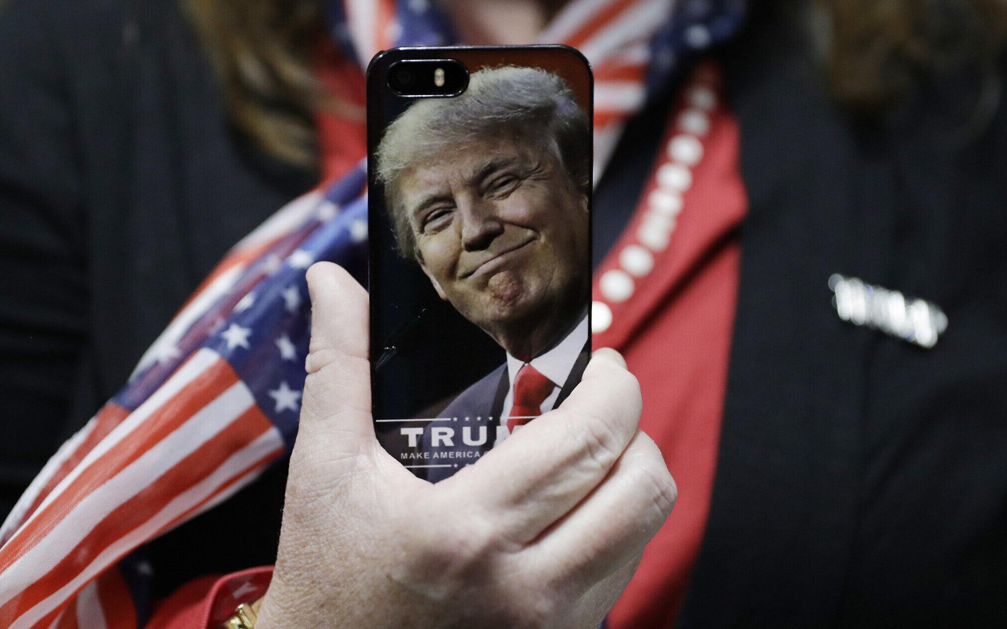 Заблокированная из-за сторонников Трампа соцсеть объявила о своём «воскрешении»