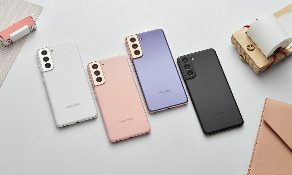 Новый флагман Samsung Galaxy S21 оказался популярнее предшественников