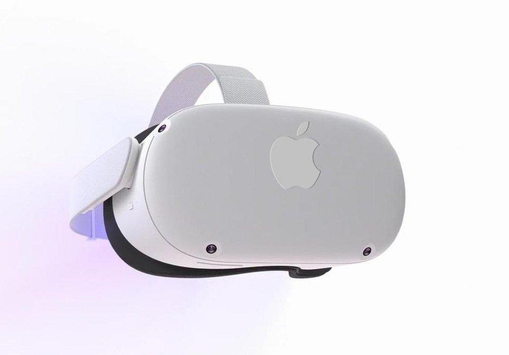 Apple добавит в свой VR-шлем 15 камер