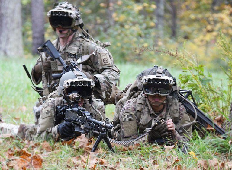Военные США получат очки для заглядывания за угол