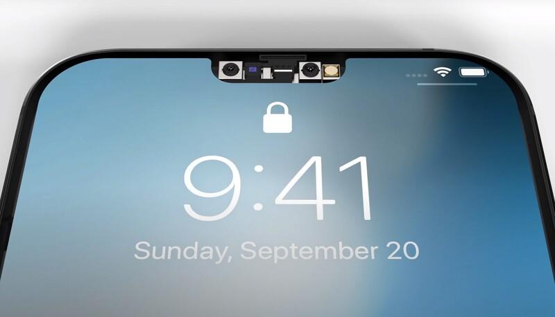 Раскрыты сроки исчезновения чёлки в новых iPhone